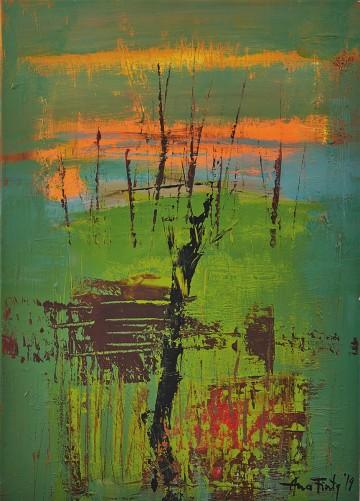 Mystisches-Morgenlicht-70x50-Acryl